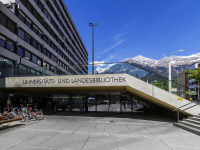 Universitäts- und Landesbibliothek Tirol, Austria