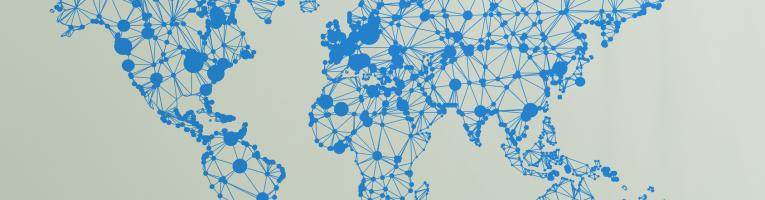 IATUL Sepcial Interest Groups, map