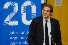 IATUL Conference 2017 Bolzano - Rector, Free University of Bolzano-Bozen - Paolo Lugli