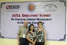 IATUL Directors' Summit, Phnom Penh, March 2017